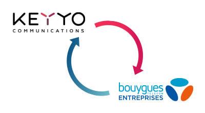 Mobilités Interne Keyyo - Bouygues Telecom